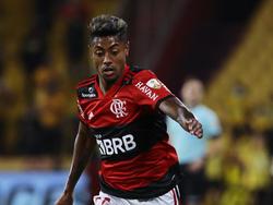 Bruno Henrique Matchwinner für Flamengo