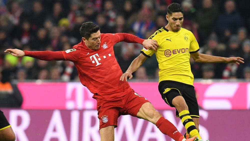 Umfrage: Bayern und der BVB sind die beliebtesten Teams