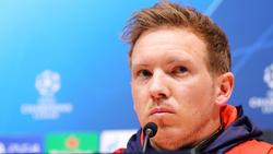Julian Nagelsmann sieht sich noch nicht als Top-Trainer