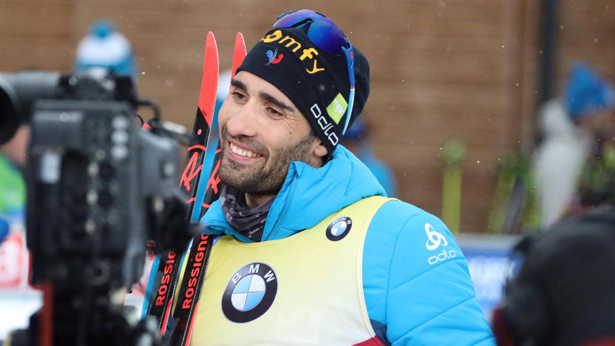 Die 15. Etappe der Tour 2021 beginnt in Ceret, dem Heimatort von Biathlon-Legende Martin Fourcade