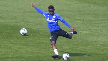 Verlässt Rabbi Matondo den FC Schalke 04?