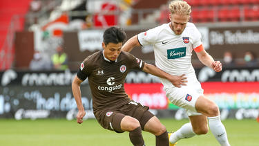 Heidenheim und St. Pauli trennten sich torlos