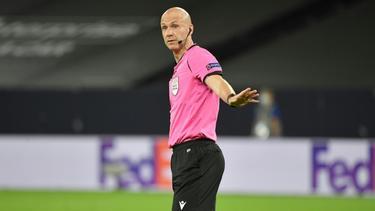 Anthony Taylor wird den UEFA-Supercup leiten