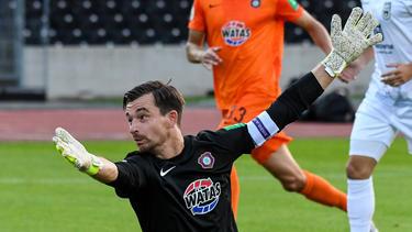 Erzgebirge Aue ist im DFB-Pokal am SSV Ulm gescheitert