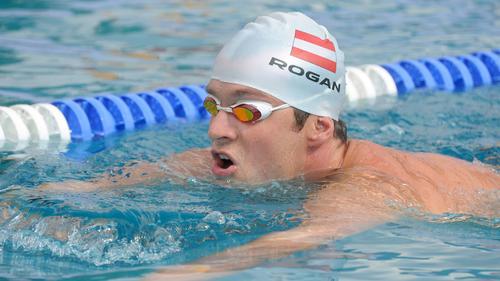 Markus Rogan sorgte für einen Eklat