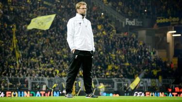 Jürgen Klopp und der FC Liverpool könnten ihr CL-Spiel in Dortmund austragen
