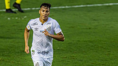 Kaio Jorge soll in die Fußstapfen von Neymar treten