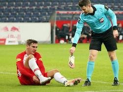 Der Ausfall von Wöber gegen Villarreal schmerzt Salzburg besonders