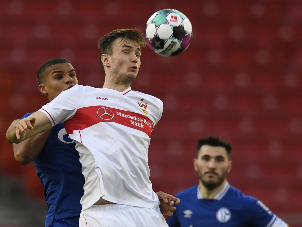 Kalajdžić netzt für den VfB aus allen Lagen