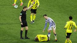 Vladimir Darida ist nach seinem Foul an BVB-Kapitän Marco Reus für drei Ligaspiele gesperrt worden