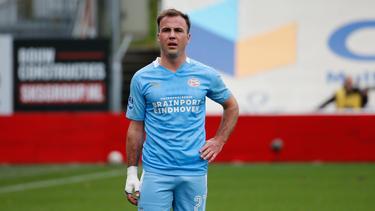 Mario Götze spielte zuletzt für den BVB in der Bundesliga
