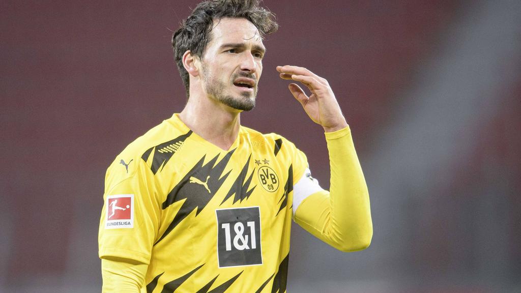 Mats Hummels will mit dem BVB seinen Pokalfluch brechen