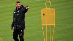 Miroslav Klose wird den FC Bayern München nach Saisonende verlassen