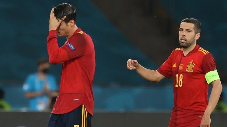 Spanien kommt gegen Schweden nicht über ein 0:0 hinaus