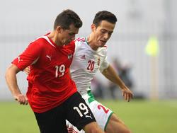 ÖFB-U21 gegen Ungarn