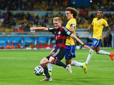Zwischen Deutschland und Brasilien kommt es zur Neuauflage des WM-Halbfinals