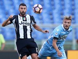 Barzagli con la Juventus. (Foto: Getty)