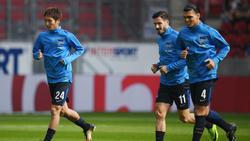 Die Hertha hat das Trainingslager beendet