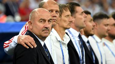 Stanislav Cherchesov verlängert als russischer Nationaltrainer