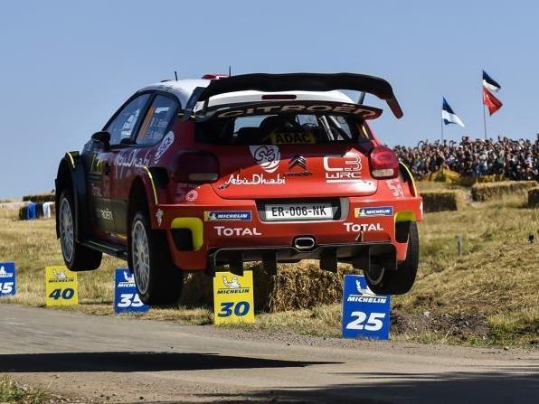 Wer wird 2019 im Citroen C3 WRC sitzen? Die Gespräche laufen ...
