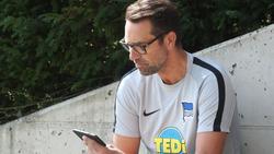 Michael Preetz ist der Geschäftsführer von Hertha BSC