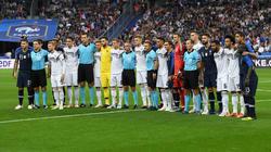In der Regel werden die Spiele des DFB-Teams um 20:45 Uhr angepfiffen