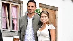 Ehefrau von Bayern-Profi Mats Hummels: Cathy Hummels