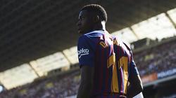 Ousmane Dembélé sorgt beim FC Barcelona wieder für Ärger