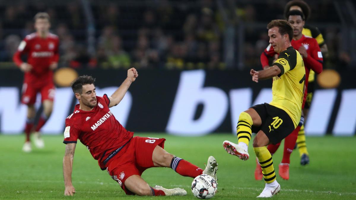 Bayern Dortmund übertragung Tv