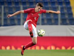 Österreich U21 musste sich der Klasse der Spanier geschlagen geben