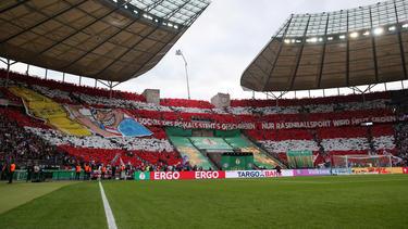Keine Zwischenfälle rund um das Finale des DFB-Pokals