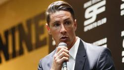 Fernando Torres will seine Fußballschuhe an den Nagel hängen