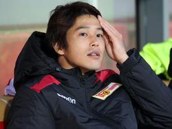 Spielt ab sofort wieder für die Kashima Antlers: Atsuta Uchida