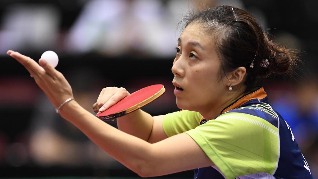Han Ying steht mit Deutschland im Finale