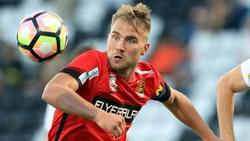 Lukas Grozurek läuft kommende Saison für den Karlsruher SC auf