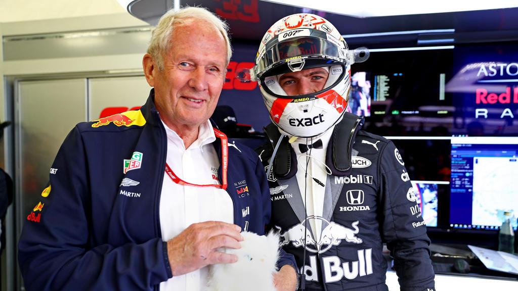 Helmut Marko möchte 2019 noch drei weitere Siege bejubeln