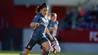 Die Damen des FC Bayern nehmen Kurs auf das Viertelfinale
