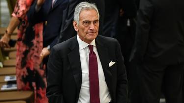 Plädiert für ein Balotelli-Comeback: Gabriele Gravina