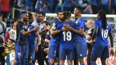 Al-Halil holt dritten Triupmh in Asien Champions League