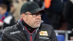 Sieht sein Team gegen Köln nicht in der Favoritenrolle: Union-Coach Urs Fischer