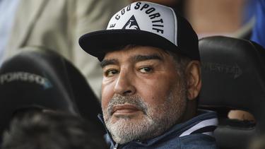 Diego Maradona verklagte das Modehaus Dolce&Gabbana auf Schadensersatz
