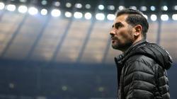 Cristian Fiél ist nicht mehr Trainer von Dynamo Dresden