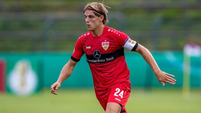 Stuttgarts Borna Sosa ist für Kroatiens A-Nationalmannschaft berufen worden