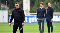 Pál Dárdai steht bei Hertha BSC unter Beobachtung