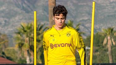 Giovanni Reyna gehört nun fest zum Bundesliga-Team des BVB