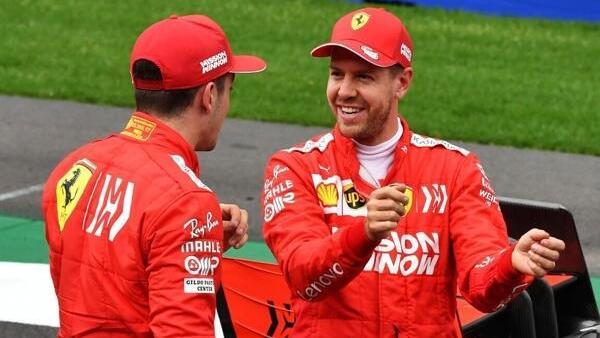 Charles Leclerc oder Sebastian Vettel: Wer siegt 2020 im Ferrari-Teamduell?