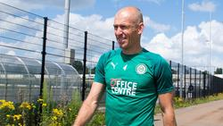 Arjen Robben muss sein Comeback verschieben