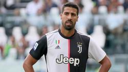 Sami Khedira wird in der Champions League nicht für Juventus Turin spielen