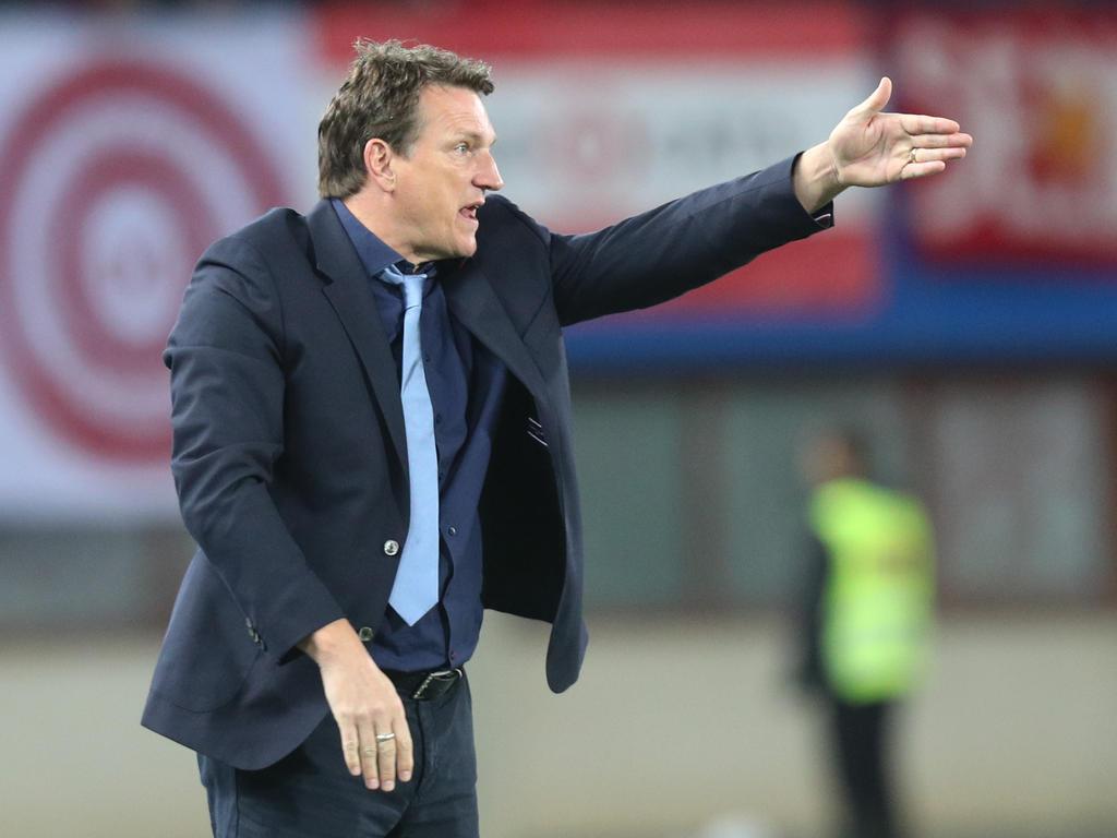 Andreas Herzog könnte ab kommender Saison bei der Admira übernehmen