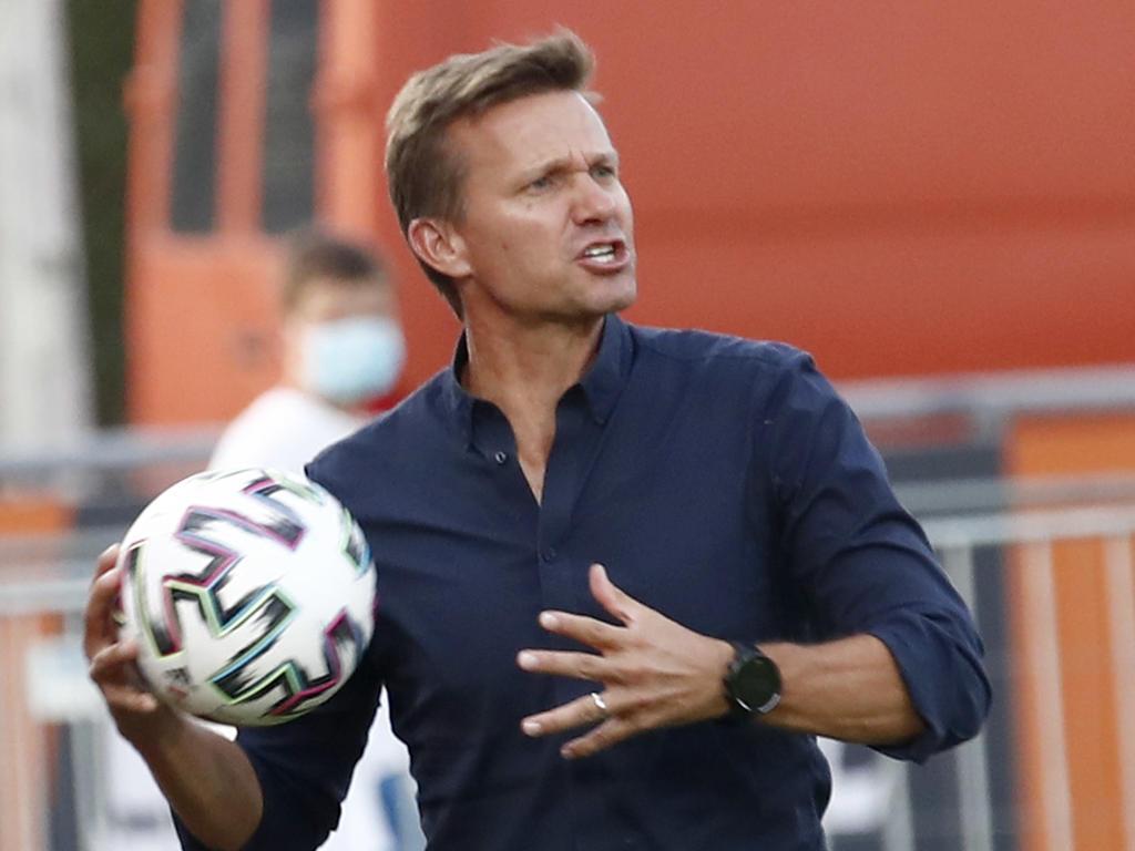 Salzburg-Coach Jesse Marsch äußert Gesundheitsbedenken